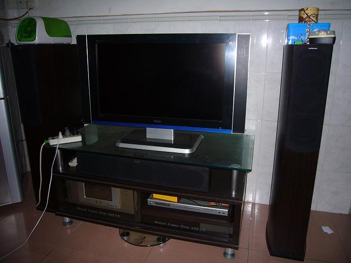 三星电视和音响接线图