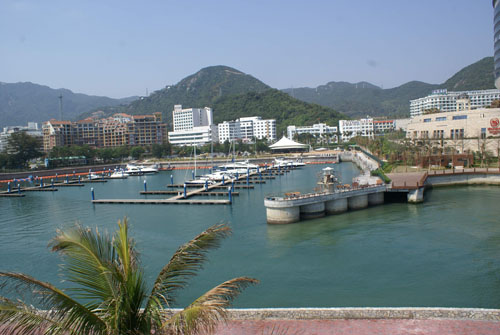 千岛湖喜来登游艇