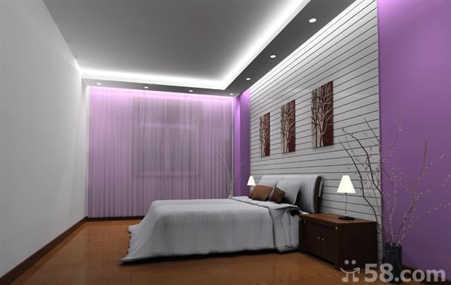 背景墙 房间 家居 起居室 设计 卧室 卧室装修 现代 装修 640_404