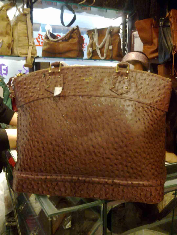 意大利百年顶级手工皮包