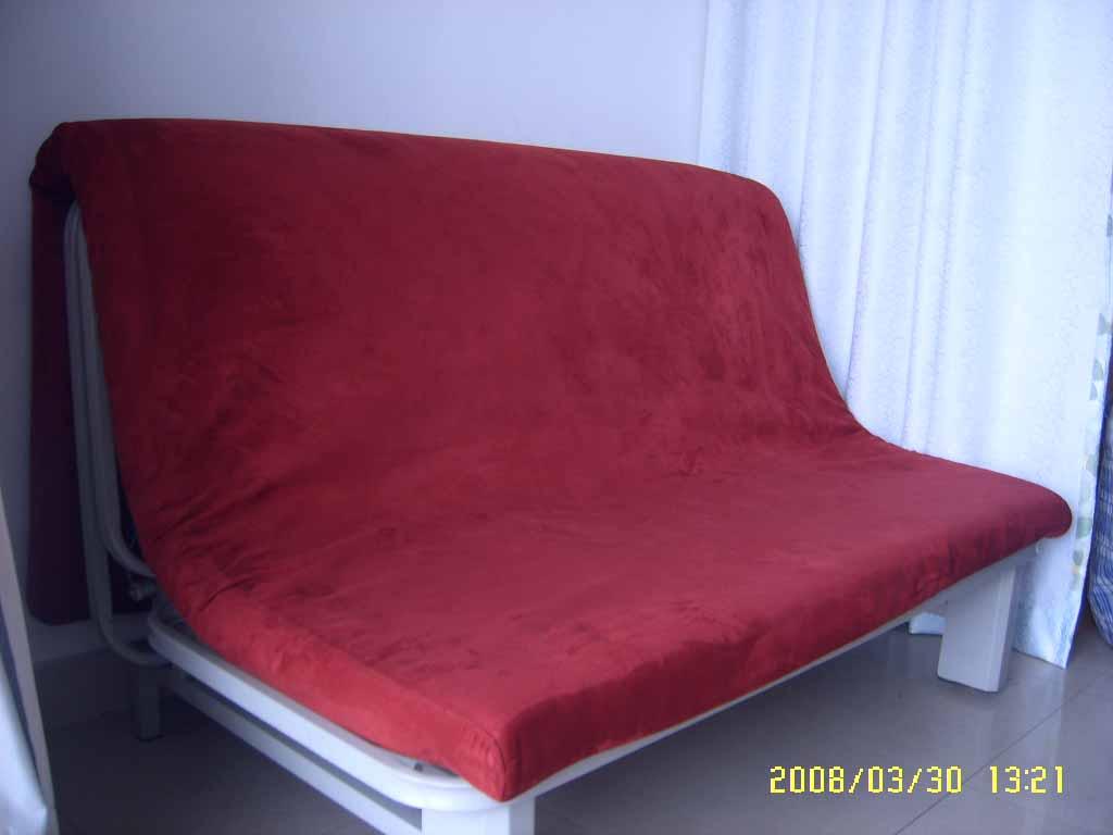 金海马买的沙发床