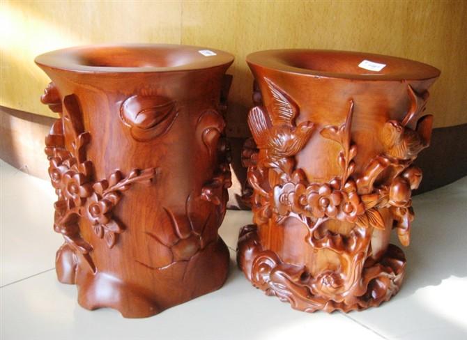 批发供应越南红木工艺品