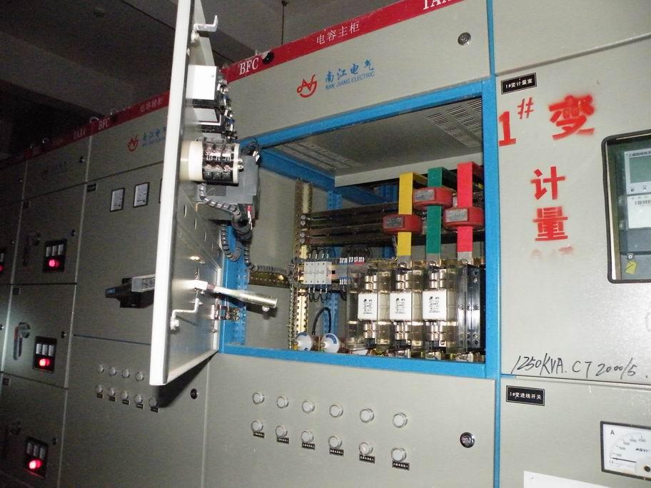 高压电柜电路图