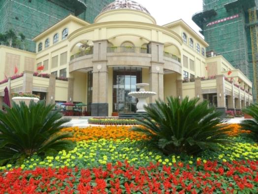 装修设计据说每平方米造价是8000元,比五星级酒店的装修成本高清图片
