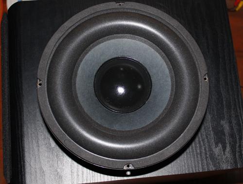 【出售】10寸有源低音炮(正品惠威低音喇叭),低音效果