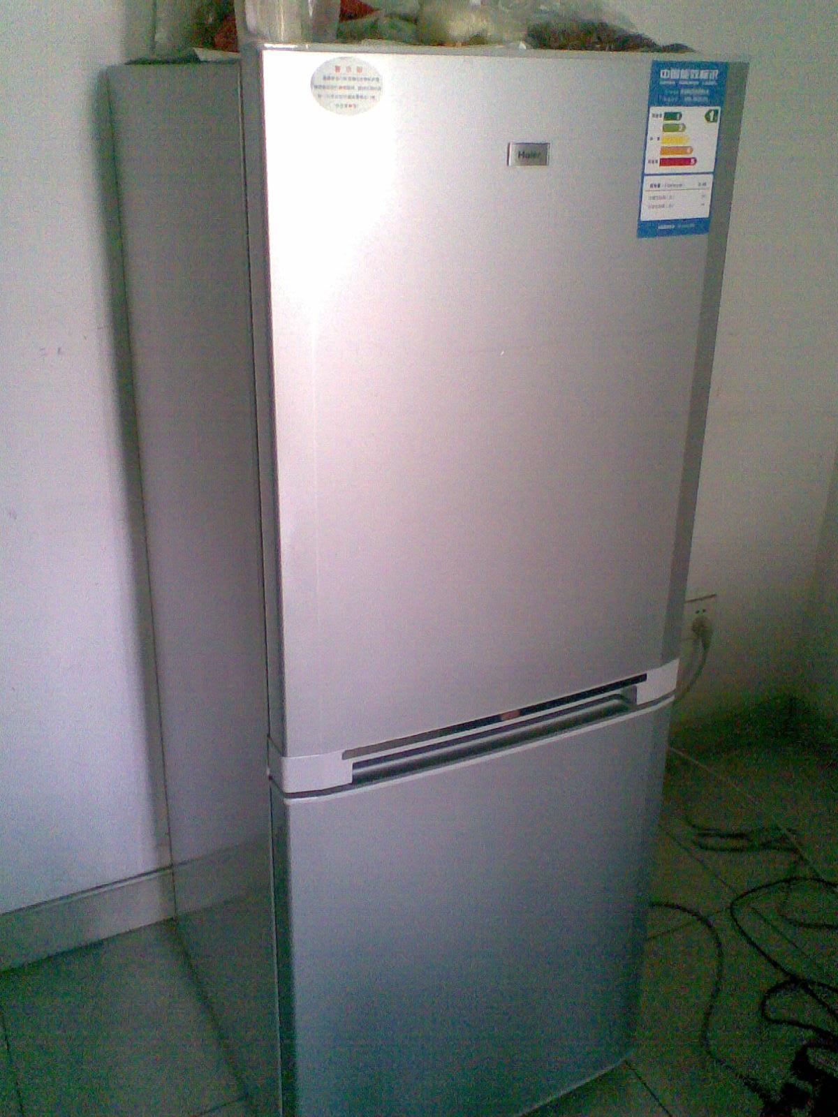 转闲置海尔冰箱bcd-155td ga