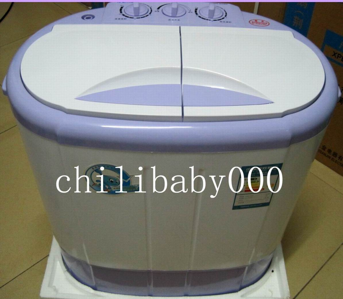 0双桶(带脱水)小天鹅洗衣机价格298