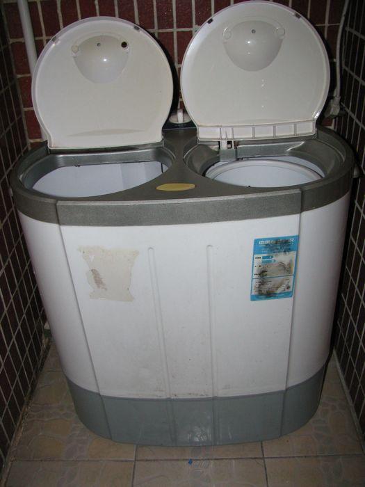小鸭迷你双桶洗衣机