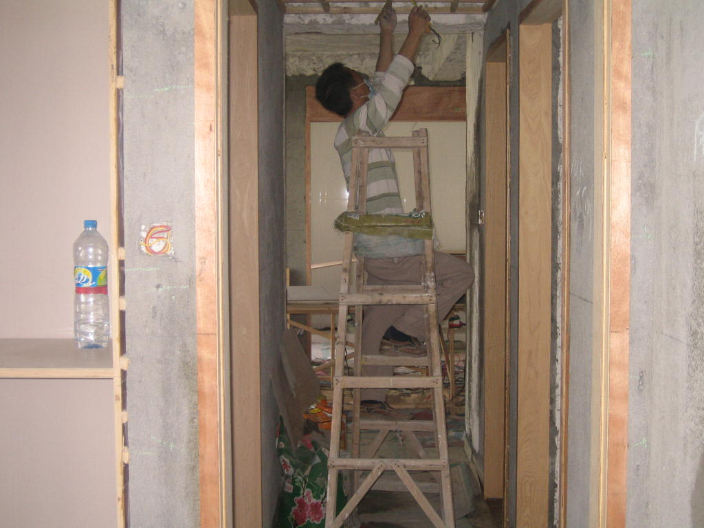83平方老房子装修招标
