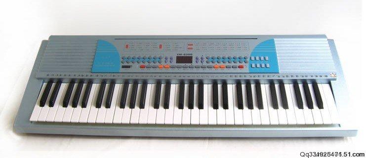 永美电子琴 永美6100专业教学琴128元