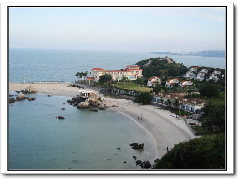 > 惠州三角洲岛光棍节之旅
