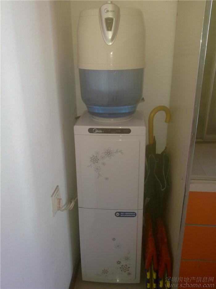 现低价转让美的饮水机