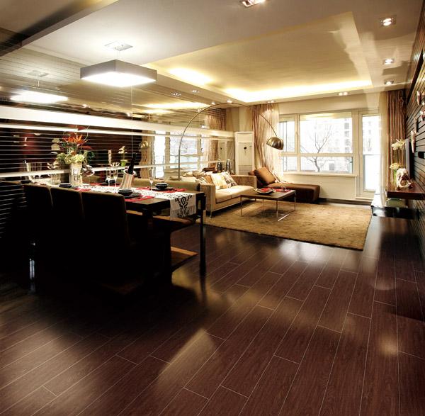 仿木地板瓷砖,让你家居o污染