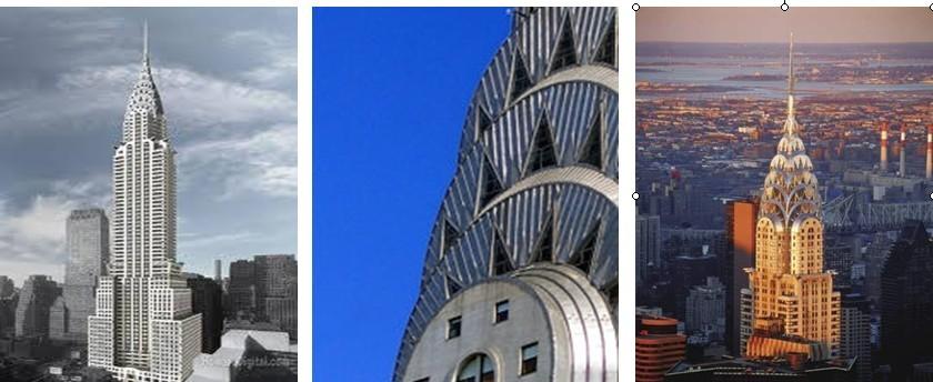 纽约地标——克莱斯勒大厦