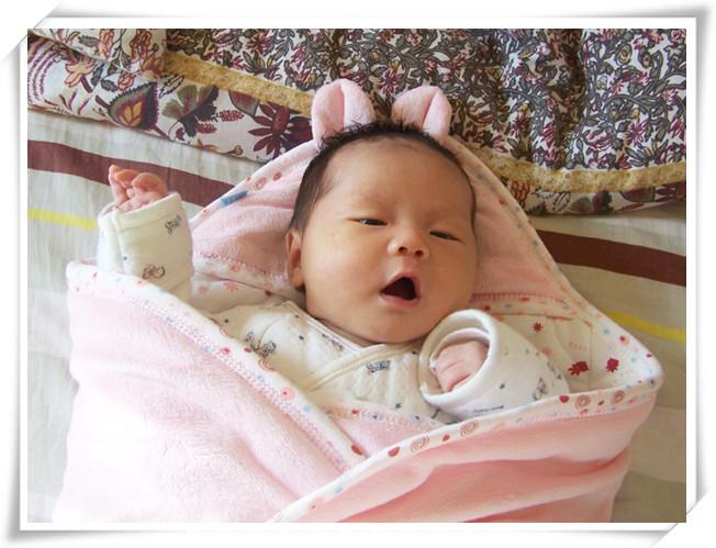 十个月月女宝宝发型分享展示