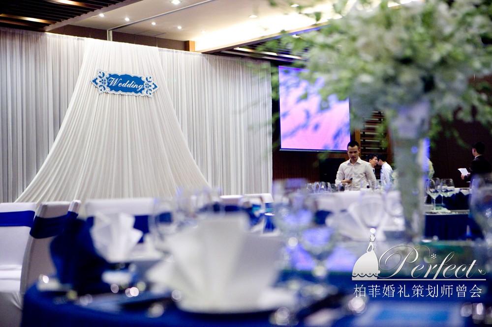 深圳柏菲婚礼策划 专业酒店婚礼布置 户外婚礼布置 主题婚礼布置