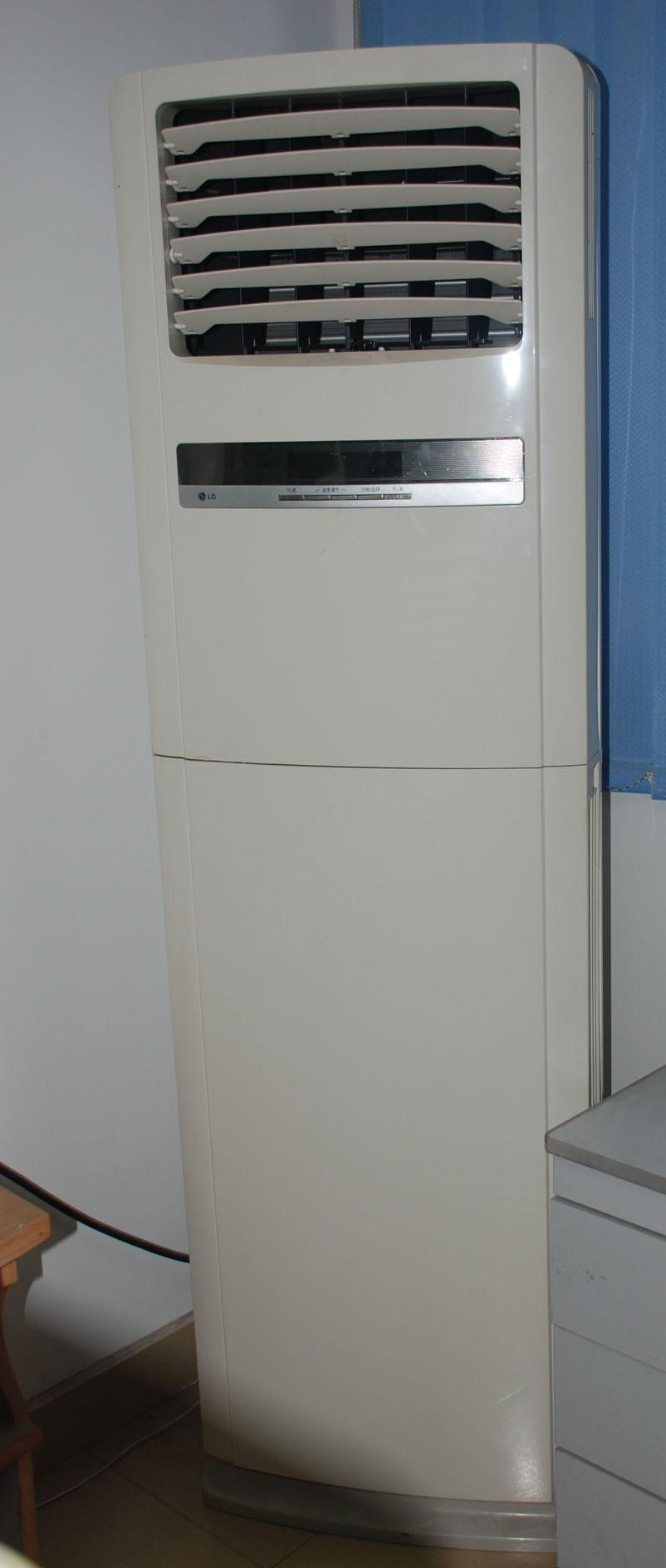 5匹柜式空调,制冷效果强大图片