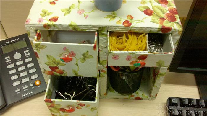 > 废物再利用---环保纸壳桌椅,塑料玩具汽车,石头手工等等(慢慢更新)