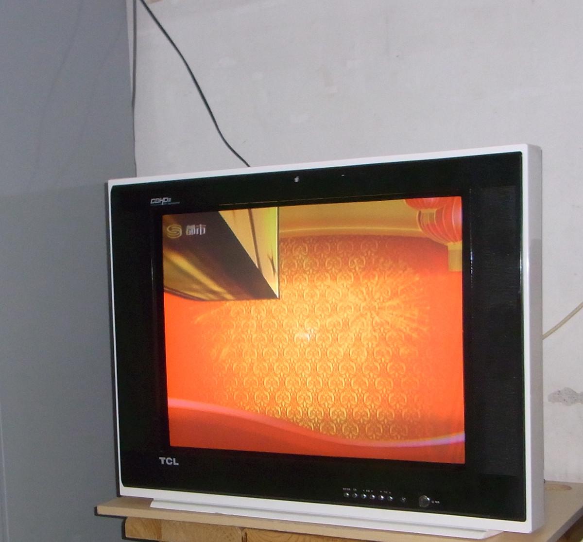 转让高清tcl电视机,tcl电冰箱.