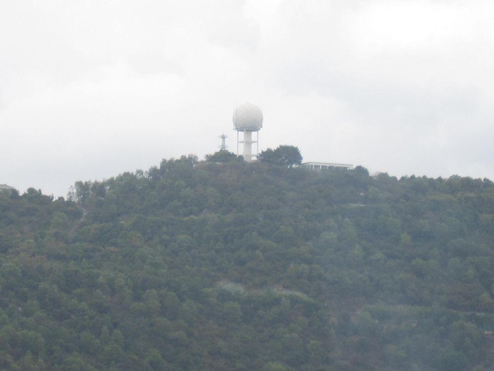 苏州东沙湖公园 手机信号塔