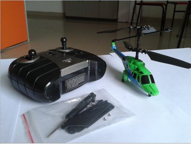遥控器电源直接给飞机充电