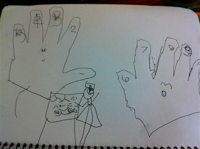 > 画游记:一支钢笔下的双城故事