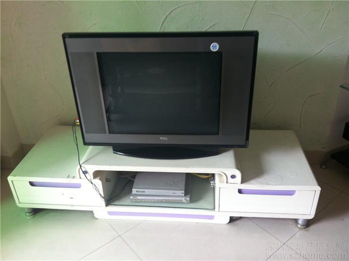 > 29寸纯平短显像管tcl电视转让