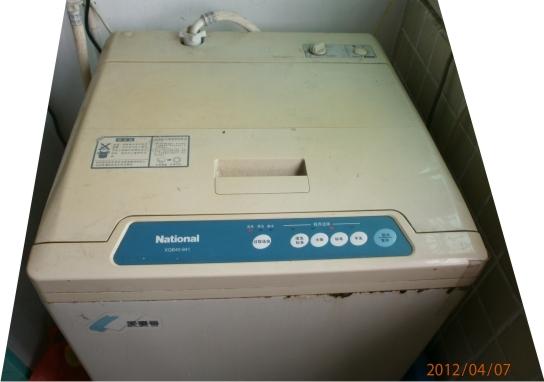 民治转松下全自动洗衣机