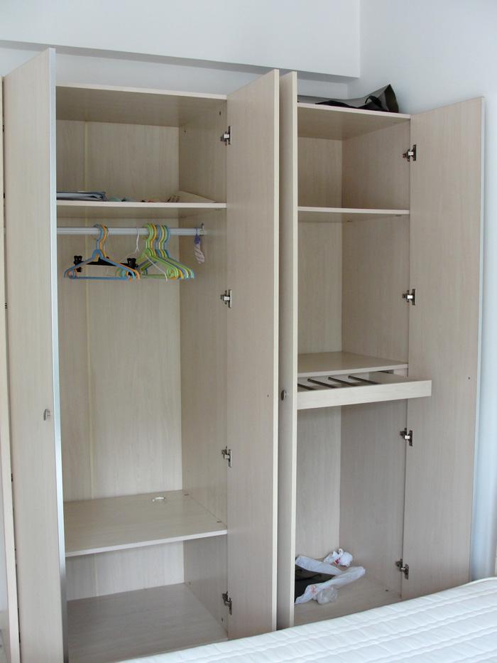 宜家衣柜内部结构