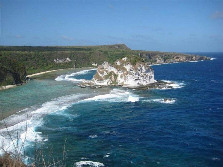 美国塞班生子---勇闯太平洋小岛的经历