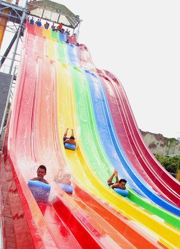深圳欢乐谷玛雅水公园游玩攻略