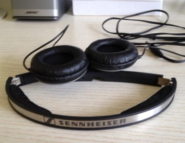 转海森赛尔 px200可折叠贴耳式耳机