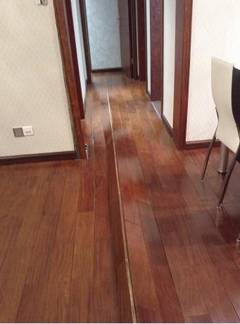 全屋铺木地板接缝图片