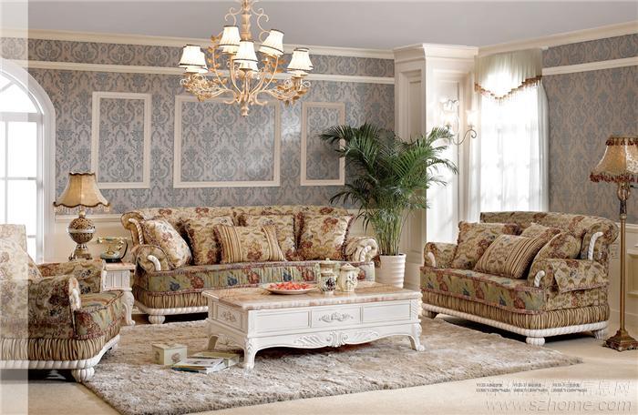 伊卡兰家具→白色的永恒(白色/田园/简欧式/现代家具