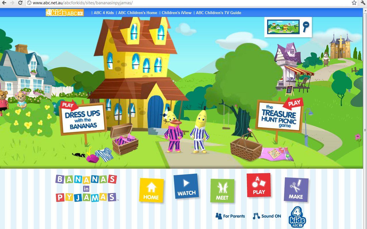 免费儿童英语在线故事