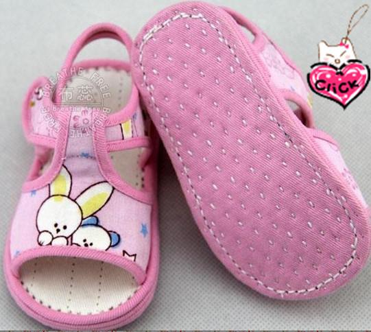 纯手工制作布鞋