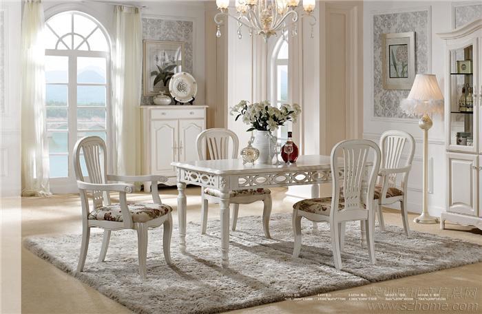 > 伊卡兰家具→白色的永恒(白色/田园/简欧式/现代家具)