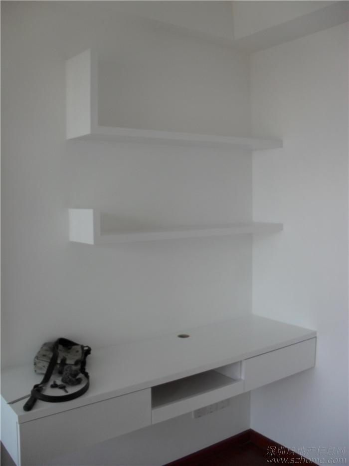 书桌层板架造型