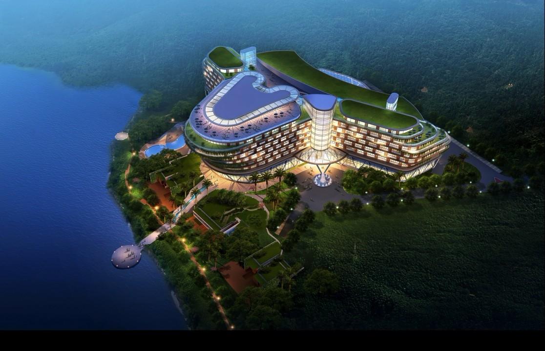 东莞海棠湾温泉酒店