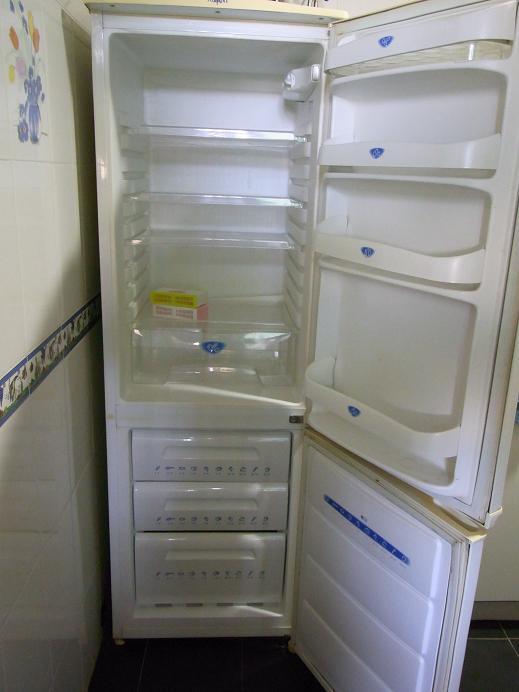 双开门冰箱