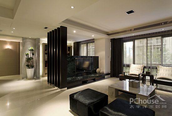 家在深圳  装修论坛 设计师沙龙  > 大户型电视背景墙设计