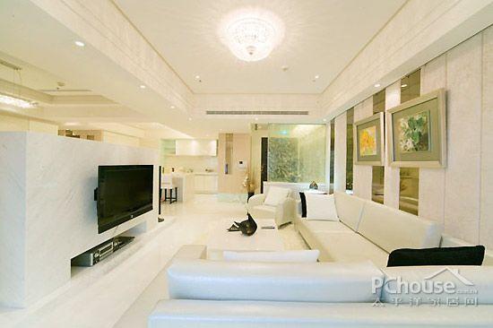 家在深圳  装修论坛 设计师沙龙  > 大户型电视背景墙设计   20楼 只