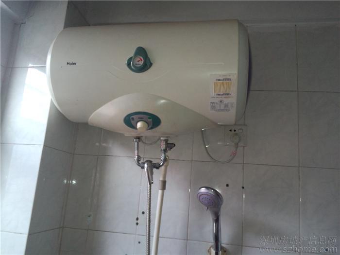 海尔小海象40升电热水器
