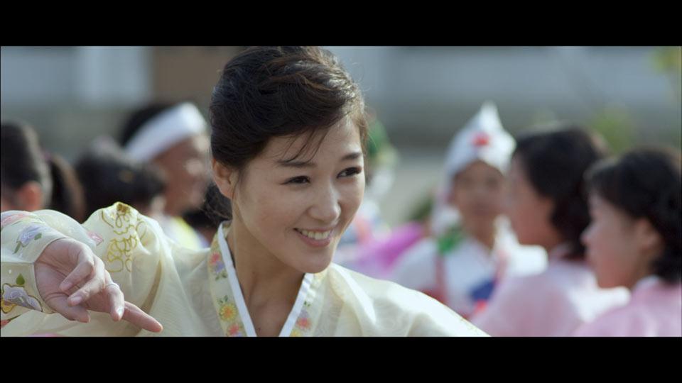 朝鲜演员金玉林_由朝鲜功勋级舞蹈家金玉林