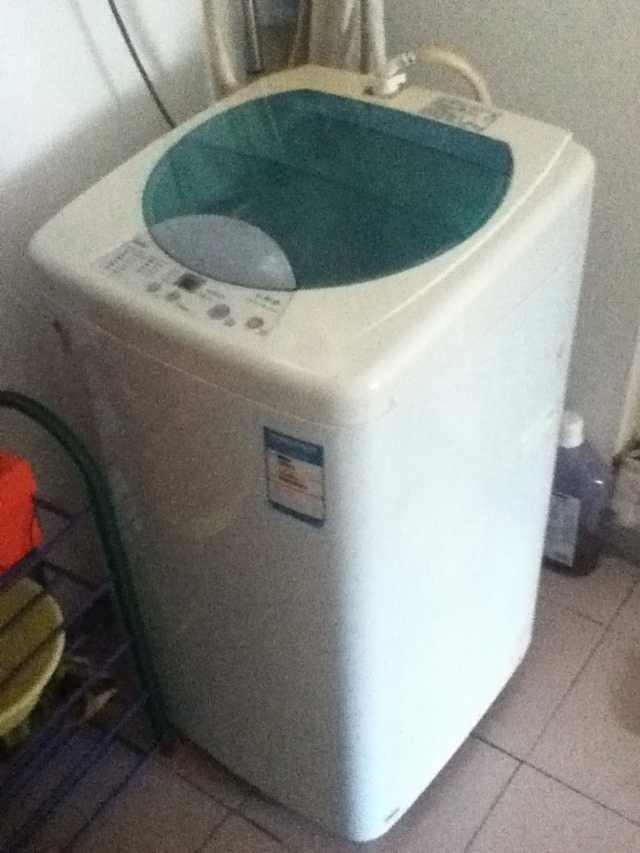 海尔全自动洗衣机 400