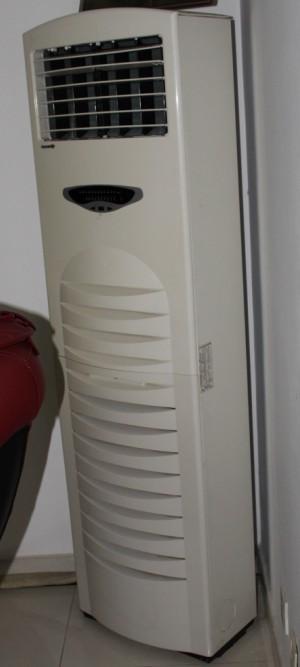 伊莱克斯立式空调清洗方法图解
