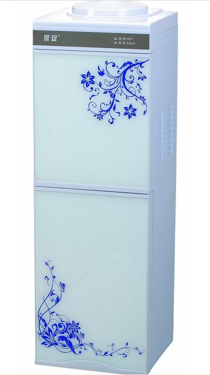 低价转让九成新直立式冷热饮水机(免费送桶一个)