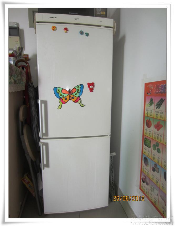 > 转让西门子冰箱bcd-174,白石洲附近,自提.