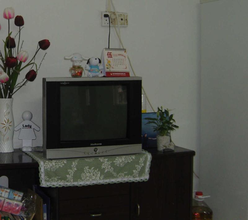 21寸海虹电视机转让