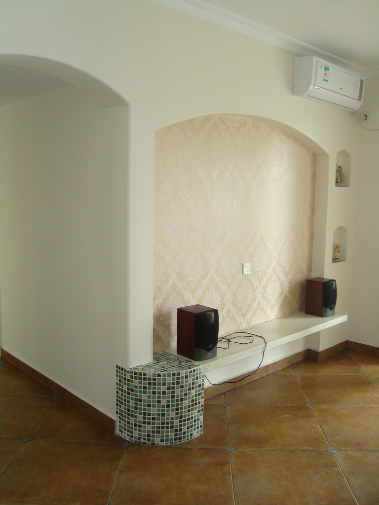 餐厅,客厅电视背墙装修效果,附海量pp